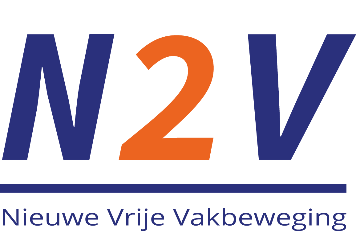 logo Nieuwe vrije vakbeweging